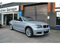 2010 BMW 1 Series 118i M Sport Convertible Petrol Manual