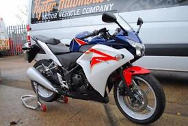 2011 - HONDA CBR250R - GREAT CONDITION - £2,100, OR FLEXIBLE FINANCE TO SUIT YOU