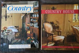 2 Country Living Books