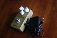 Joyo JF-32 Hot Plexi Guitar Pedal w/ 9v power adapter