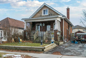 All Brick 11/2 Storey Home For Sale