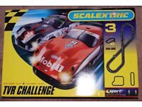 TVR Scalextric Set