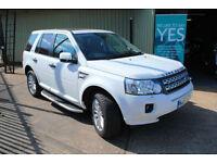 LAND ROVER FREELANDER 2 HSE, 2.2 SD4 AUTOMOTIC - £19,000 OR FLEXIBLE FINANCE
