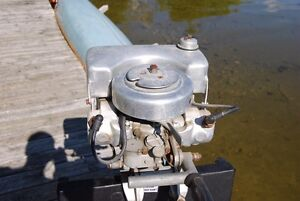 Vintage 4hp outboard  Peterborough Peterborough Area image 3