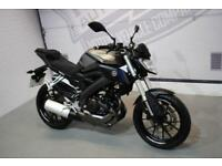 2015 - YAMAHA MT 125 ABS 124CC, EXCELLENT CONDITION, £3,150 OR FLEXIBLE FINANCE