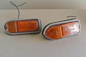 MGB Front Side Markers