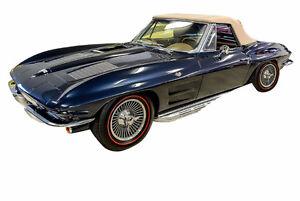 Chevrolet Corvette Stingray C2, 1963