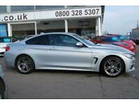 2016 BMW 4 Series 420d [190] M Sport 2dr Auto [Professional Media] Coupe Diesel