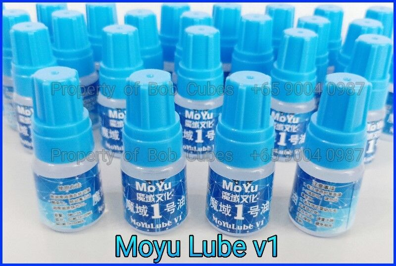 - Moyu Lube v1 for sale - Special Lubricants for Cubes