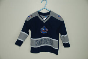 Canuck Toddler jersey Size 18 months