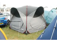 Quechua Base Seconds pop-up tent shelter Wanted