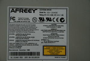Afreey CD-1840E 40x IDE Internal CD-Rom Drive