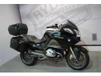 2013 BMW R1200RT 90TH ANNIVERSARY WITH FULL LUGGAGE, £8,250 OR FLEXIBLE FINANCE