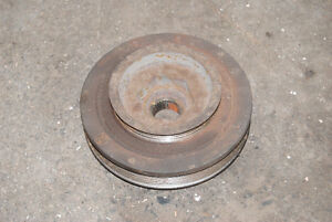Honda Acura 1.7EL Crankshaft Pulley Harmonic Balancer