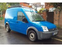 FORD CONNECT HIGH TOP LWB 1.8 TDCI FULL SERVICE HISTORY 1 OWNER NO VAT TO PAY BARGAIN!!!