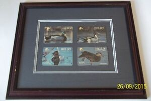 Ducks Unlimited Framed Phone Pass Cards