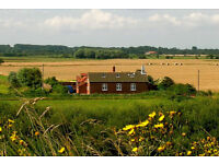 Norfolk Coast & Broads.Old School Apartment.Sea Palling. From £50 p/n. Pets welcome.