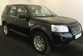 2009 LAND ROVER FREELANDER TD4 HSE GOOD / BAD CREDIT CAR FINANCE FROM 44 P/WK