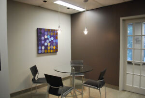 office Space for rent- either as sublease or takeover lease