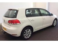 Volkswagen Golf 2.0TDI ( 140ps ) 2012MY Match FROM £31 PER WEEK!