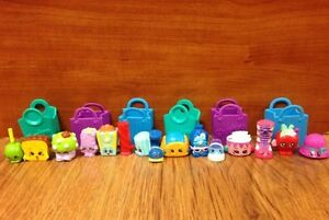 Lot de 15 shopkins pour 10$