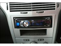 Jvc bluetooth aux usb car cd player with remote