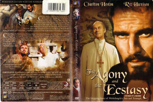 The Agony And The Ecstasy (1966) - Charlton Heston, Rex Harrison West Island Greater Montréal image 1
