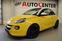 Opel Adam sunny yellow/white Intelli Link/DAB Radio