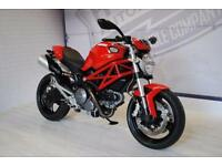 2012 - DUCATI MONSTER 696 ABS, IMMACULATE CONDITION, £5,250 OR FLEXIBLE FINANCE