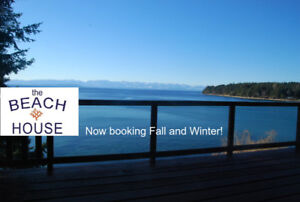 FALL SPECIALS!! Waterfront CABIN starting at $150/night, $179 wk