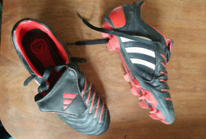 Adidas Soccer Cleats Youth size 6