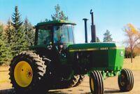 John Deere Tractor Good Condition