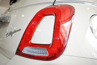 Fiat 500 2016 on Rear Tail Lamp Light Unit Right RH New Genuine 52007422