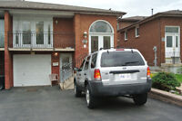 2 bedrooms lower level available for rent from Sep 15th
