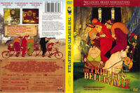 The Triplets of Belleville DVD mint condition