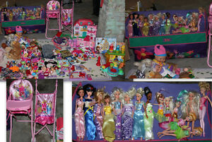 Little girls toys ~ Very Clean ~ Rarely Played With /Disney/Lego
