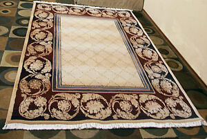 Perfect SUPER Clean 5 x 8 Olefin Area Rug  SEE VIDEO