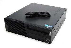 Lenovo ThinkCentre M92p i7-2600 3.4GHz/4GB DDR3/500GB HD