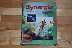 Synergie - Science et technologie