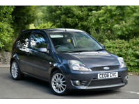 Ford Fiesta 1.6TDCi 2008 MY Zetec S Grey