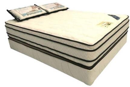 Latex Luxury mattress - 15 Year Warranty - Made in Aus