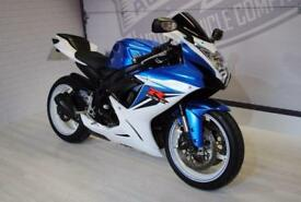 2011 - SUZUKI GSXR600, IMMACULATE CONDITION, £6,000 OR FLEXIBLE FINANCE TO SUIT