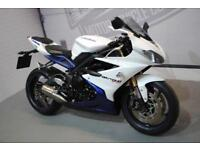 2013 - TRIUMPH DAYTONA 675CC, EXCELLENT CONDITION, £6,350 OR FLEXIBLE FINANCE