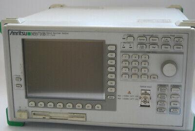 Anritsu Ms9710b Optical Spectrum Analyzer