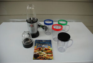 Magic Bullet Mini Blender & Food Processor