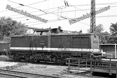 Foto 20x30+10x15+Datei DR 110 266-4 Magdeburg 1970 #D02423