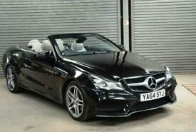 image for 2014 Mercedes-Benz E Class E250 CDI AMG Line 2dr 7G-Tronic CONVERTIBLE Diesel Au
