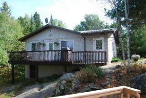Waterfront House for Sale - Eagle Lake, Ontario