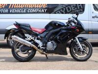 2008 - SUZUKI SV650 SPORT,IMMACULATE, £2,750 OR FLEXIBLE FINANCE TO SUIT YOU