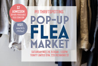 Pop-up Flea Market in Charlottetown (One Day Only)